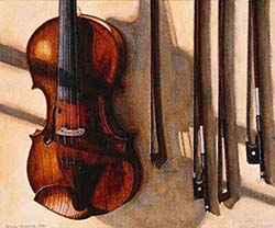 The Violin Shop - Introduction